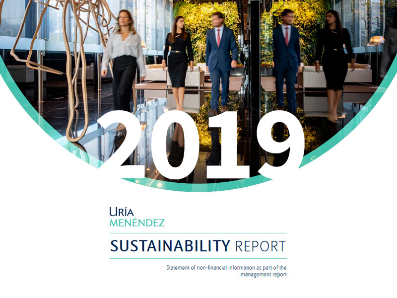 Sustainability report 2019 (PDF)