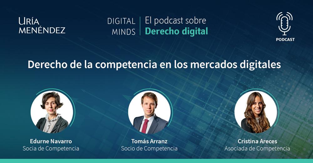 Derecho de la competencia en los mercados digitales